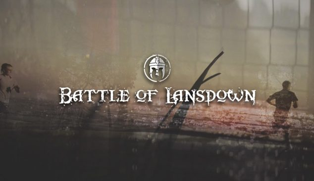Battle of Lansdown Video. Extreme Events UK OCR.