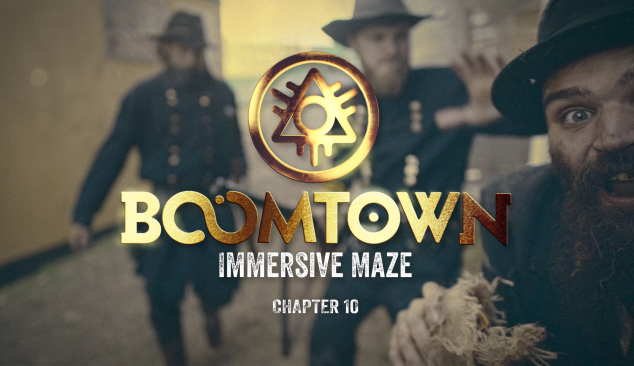 Boomtown 10 Immersive Maize