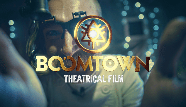 Boomtown Festival 'Theatrical Maze' Official Film