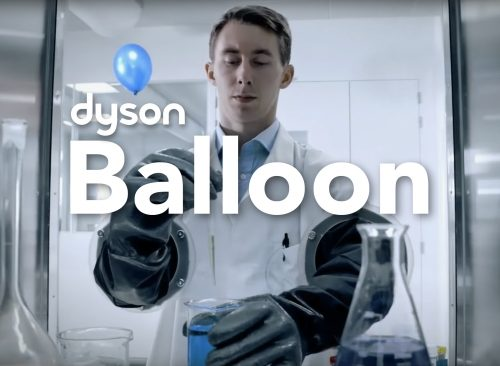 Dyson Pure Cool™ Personal Purifying Fan. Camera Operator. Directed by Steve Perrott