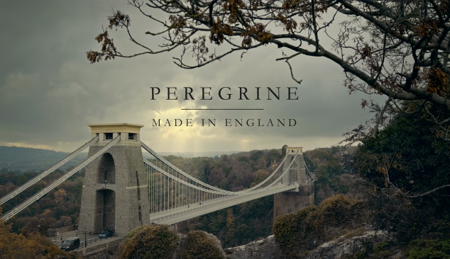 Peregrine 'Made in England' Autumn 2018