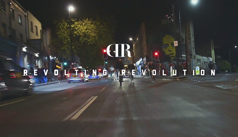 Revolting Revolution by Dead Royalties x Friction Collective.
